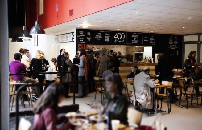 restaurant 400 coups paris