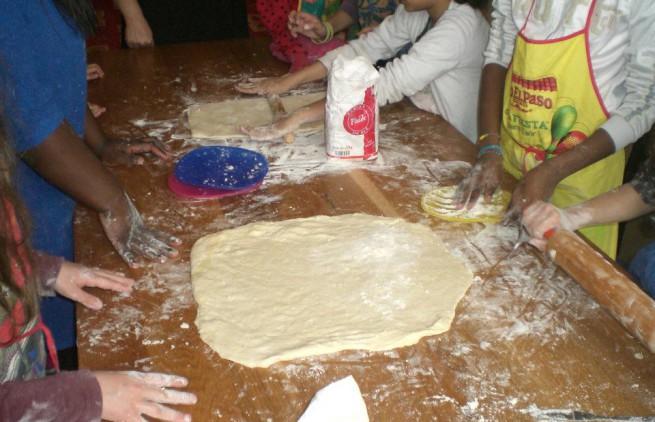 atelier cuisine enfants du danube