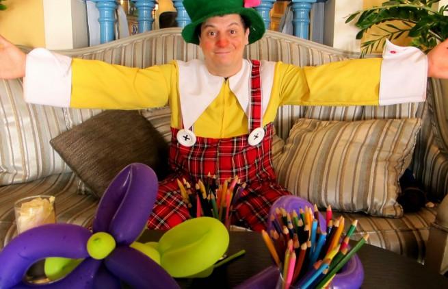 clown patabois villa spicy