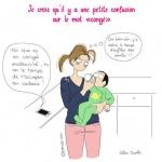 le congé maternité