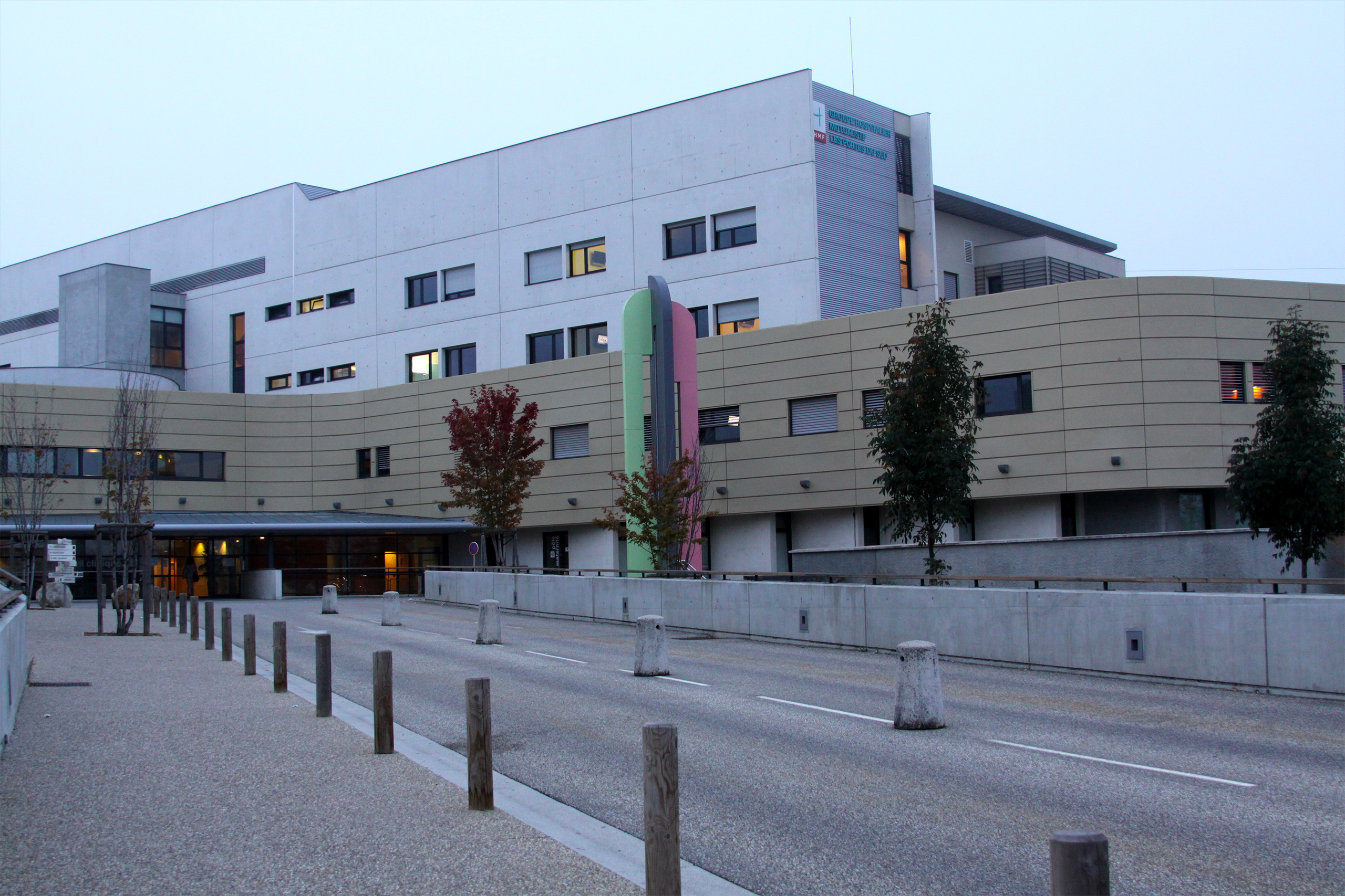 Maternit du groupe hospitalier mutualiste les portes du sud kopines - Groupe hospitalier les portes du sud ...