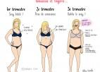 lingerie et grossesse - céline charlès