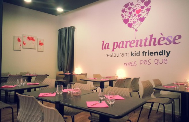 restaurant La parenthese lyon