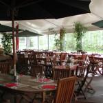 restaurant le pavillon des oiseaux jardin d'acclimatation