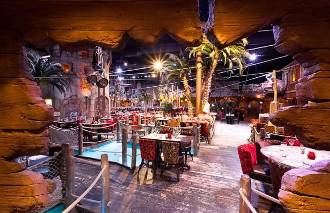 Restaurant Pirates Paradise 224 Montpellier Pour Les Enfants