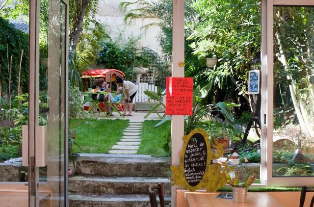 jardin restaurant pouce marseille