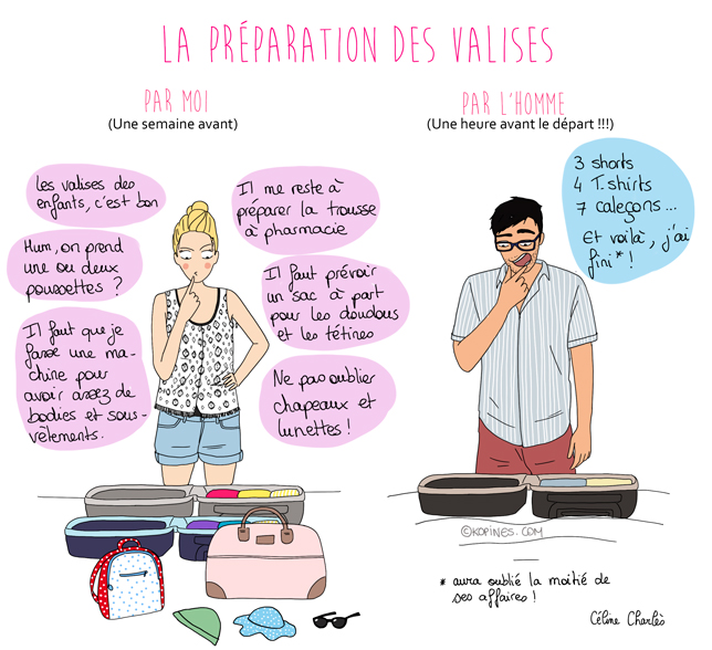 preparation-valise