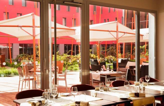 restaurant la vie en rose à Blagnac