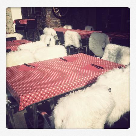 restaurant de montagne