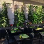 Terrasse du New Barocco marseille