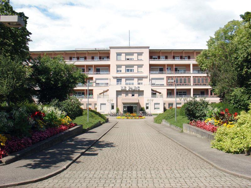 Maternit du centre m re enfant 39 le parc 39 kopines - Centre hospitalier de salon de provence ...