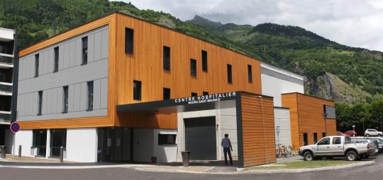 Maternit du centre hospitalier de bourg saint maurice - Bourg saint maurice office du tourisme ...