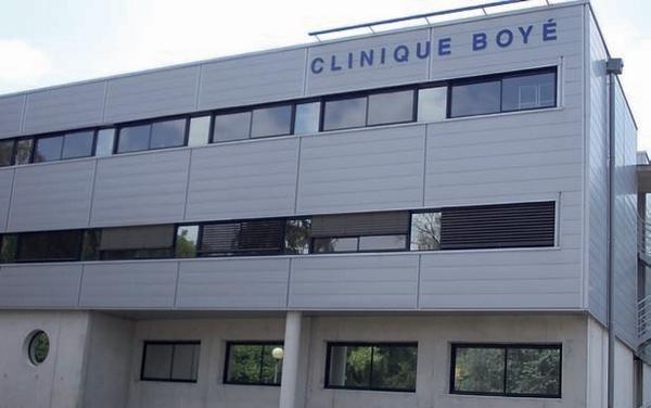 Maternit de la clinique croix saint michel kopines - Centre hospitalier de salon de provence ...