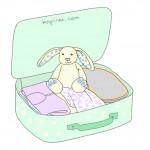 Valise maternité : la liste complète