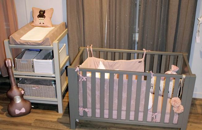 La chambre de bébé Charlotte - Kopines