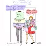 shopping pour bebe