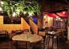 joli cadre restaurant Montplaisir cöté cour
