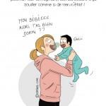 les bébés n'ont pas de nez - céline charlès