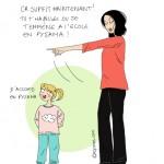 menace bidon de parent - par céline charlès