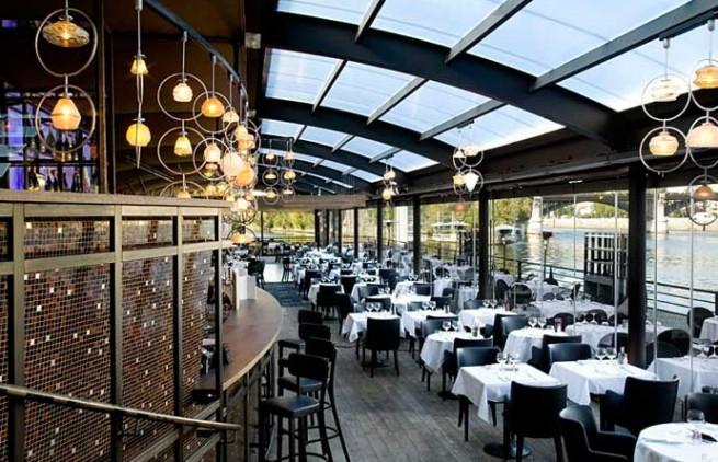 O restaurant à Levallois Perret