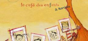 affiche du café à l'abord'age