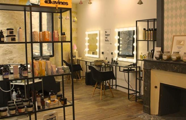 salon de coiffure Little Fabrik