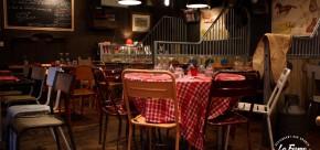 restaurant la ferme de charles