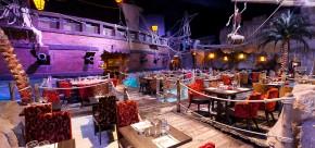 restaurant pirates paradise montpellier