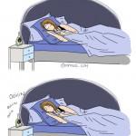 réveil bébé - céline charlès