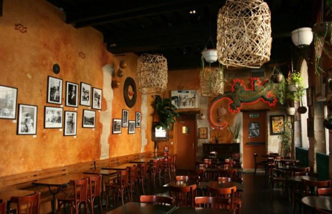 restaurant tex mex the studio