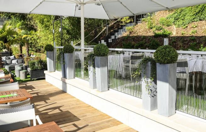 terrasse d'été river cafe