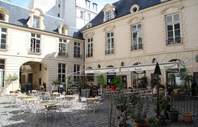 restaurant the studio paris