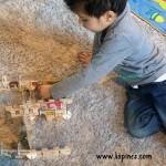 test pandacraft sur les château forts