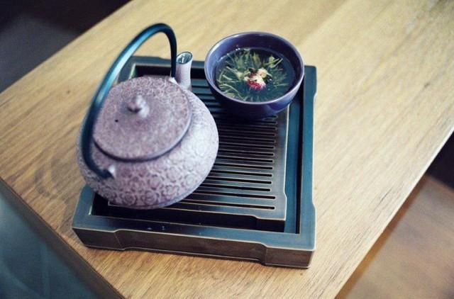 thé au themae paris