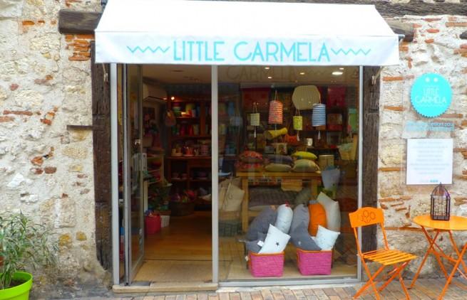 vitrine little carmela agen