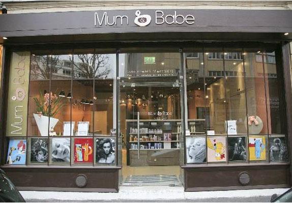 vitrine mum & babe